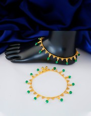 Check Out the Bridal Payal Designs at Best Price