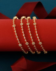 EID Special Offer on Diamond Bangles for Women at Best Price
